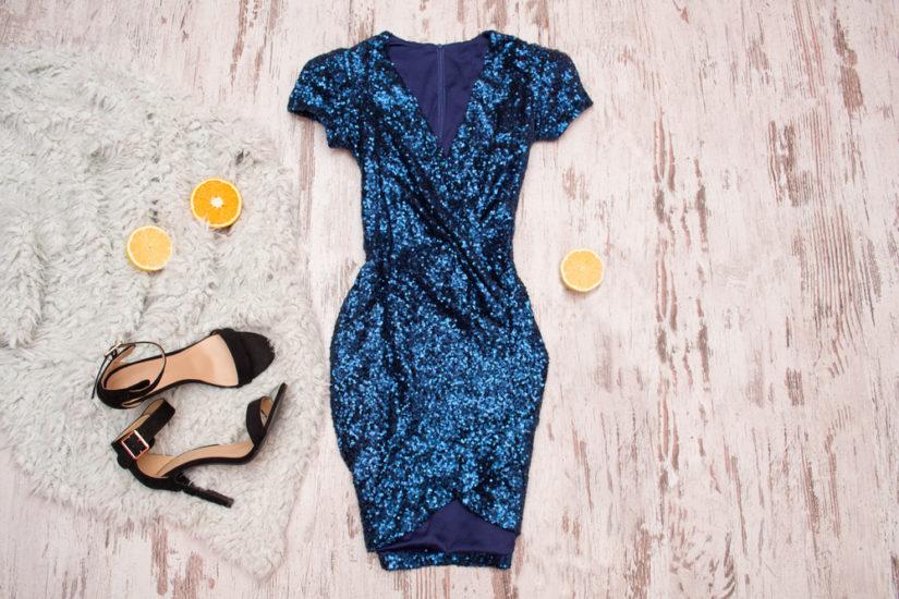 Buty Do Granatowej Sukienki Modne Stylizacje Na Co Dzien Do Pracy I Na Wesele Allani Trendy