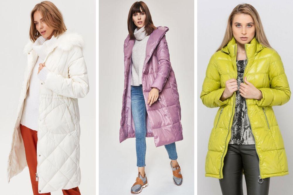 Najmodniejsze kurtki puchowe damskie do 99 zł! Przegląd