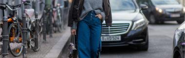 Zaopatrz się w modny sweter oversize - stylizacje z nim będą doskonałe na jesień i zimę!