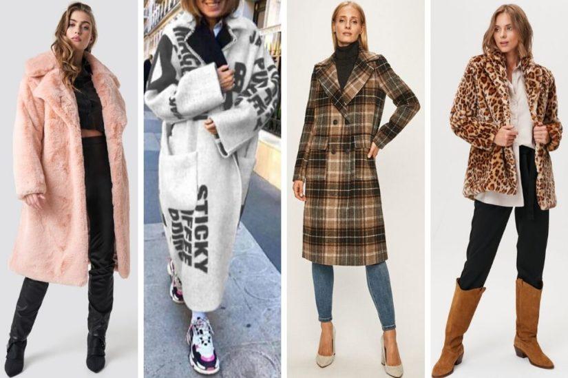 płaszcze wełniane zimowe damskie wyprzedaż