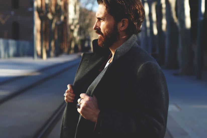 Płaszcz zimowy męski to podstawa garderoby na chłodny czas.