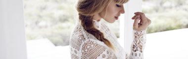 """Koronkowa bluzka i stylizacje z nią to doskonały pomysł na modowy efekt """"wow!"""""""