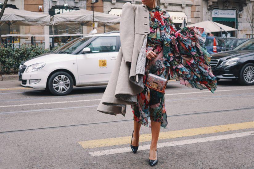modna sukienka na wiosnę