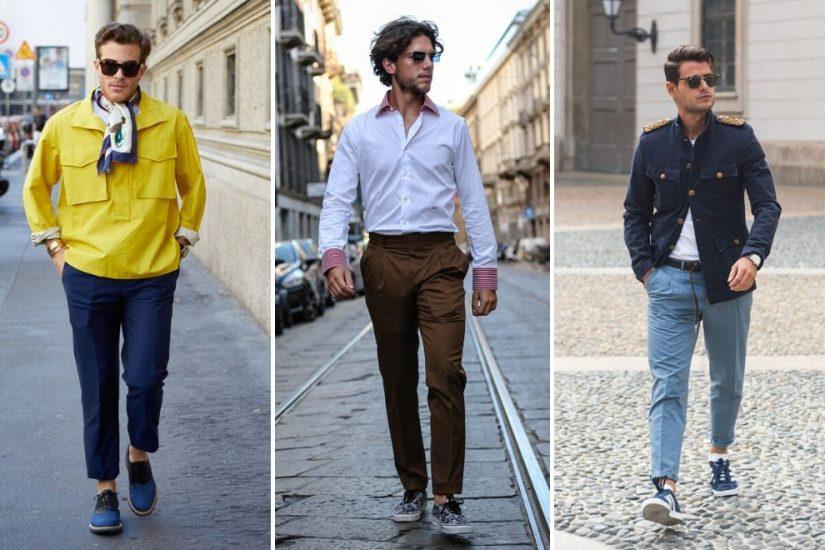 moda 2020 trendy dla mężczyzn