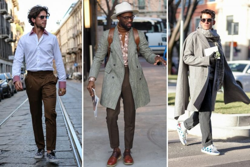 wiosna lato 2020 moda męska trendy