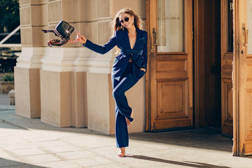 garnitur na wesele stylizacje moda 2020
