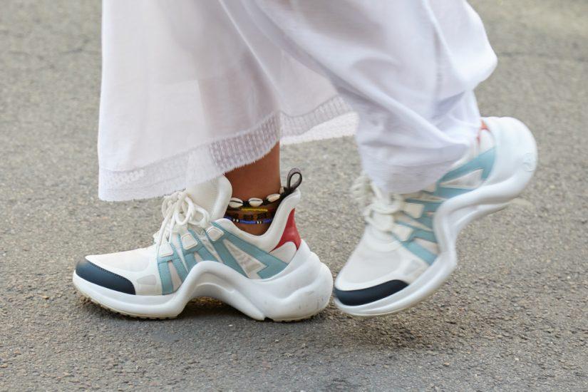 sneakersy 2020 moda