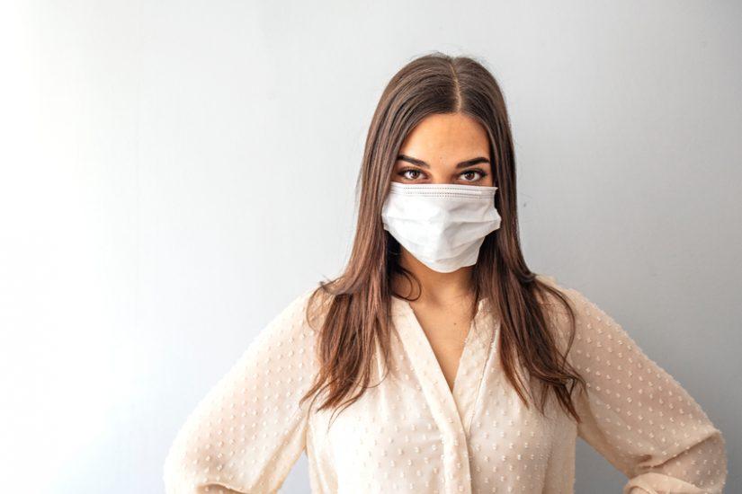 rodzaje maseczek ochronnych na twarz