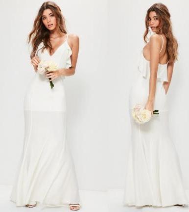 Zobacz piękne suknie ślubne z sieciówek