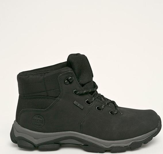 Buty zimowe Big Star sznurowane to klasyczne śniegowce, które sprawdzą się w każdych warunkach