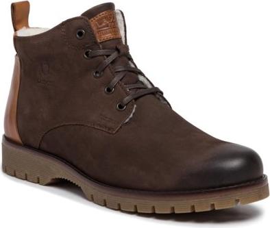Buty zimowe Lasocki for Men sznurowane spodobają się zwolennikom zimowej klasyki