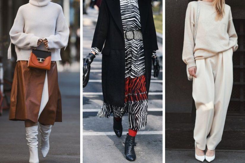 Modne zimowe stylizacje zapewnią ci komfort i świetny wygląd!