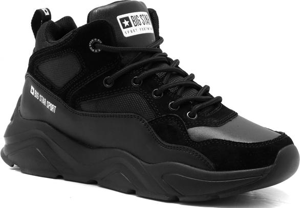 Czarne sneakersy z wyprzedaży 2021 to idealny wybór dla fanek ponadczasowych butów