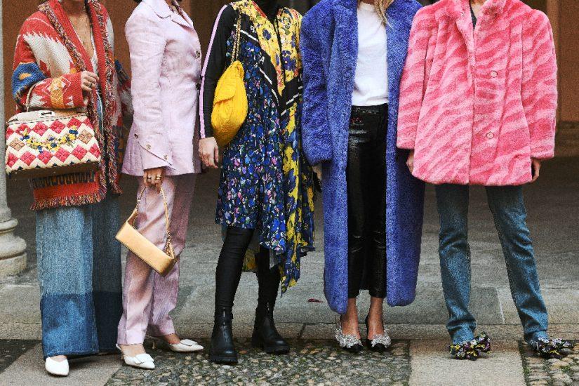 Modne stylizacje na wiosnę 2021 inspirowane street fashion