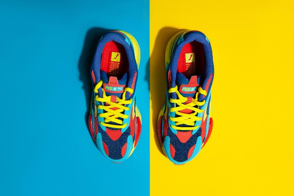 Dobranie rozmiaru butów sportowych Puma nie sprawi ci żadnego problemu