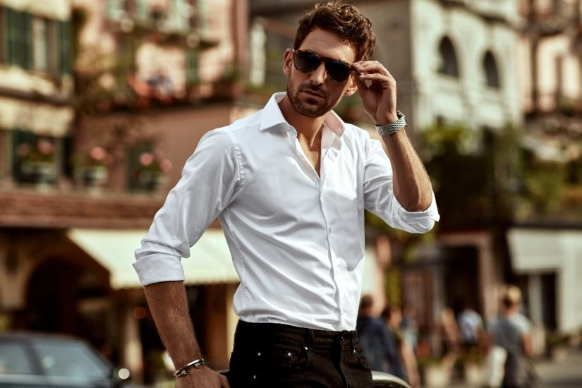 Odkryj najmodniejsze koszule letnie męskie na 2021
