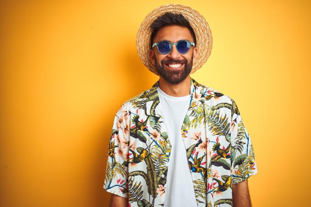 Koszula letnia męska z krótkim rękawem to znakomity wybór na upalne dni w 2021