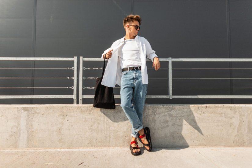 Sandały męskie na lato 2021 to połączenie wygody ze stylem