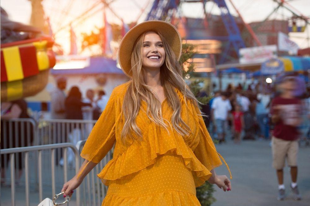 Festiwalowy styl to połączenie mody i wygody