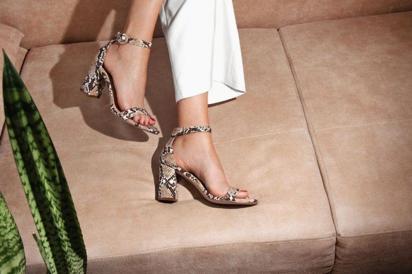 Wygodne sandały damskie to nie tylko te na płaskiej podeszwie