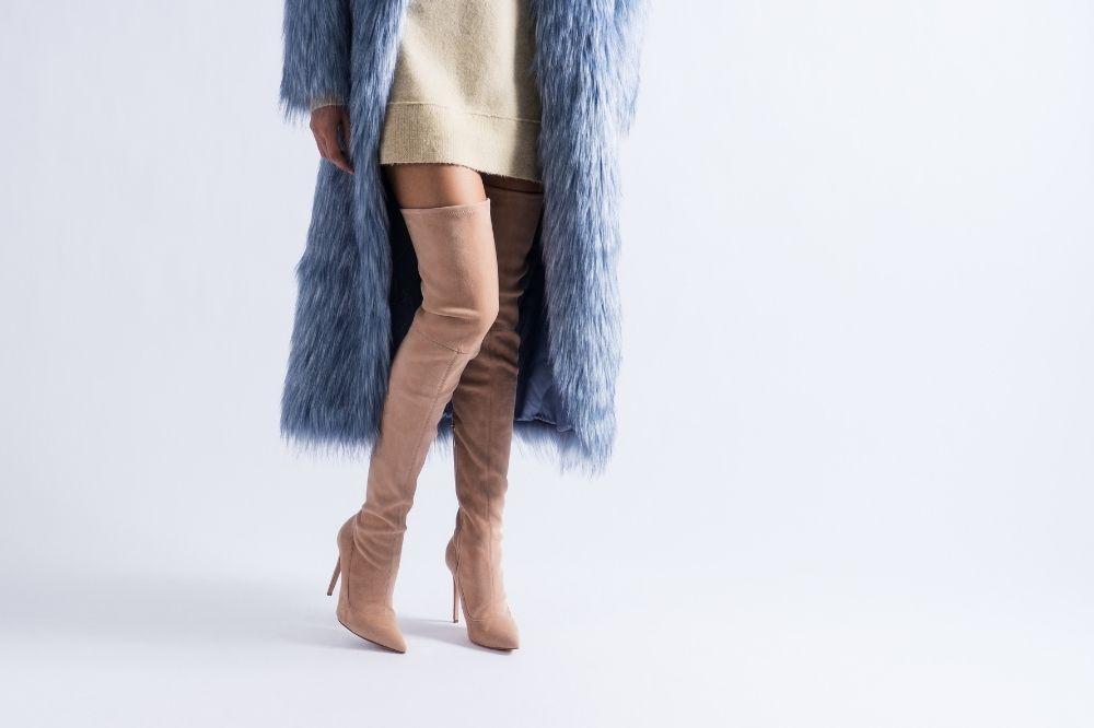 [Buty damskie – jesień-zima 2021/2022] Kozaki za kolano mega kobiecy trendy