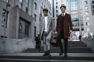 moda męska – jesień-zima 2021/2022