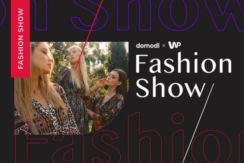 Domodi x WP Fashion Show  – modowe wydarzenie, którego nie możesz przegapić