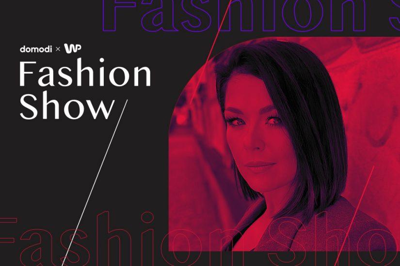 Domodi.pl x WP Fashion Show poprowadzi Katarzyna Cichopek