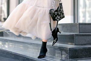 Jakie botki do sukienki eleganckiej, ołówkowej, tiulowej i innych?