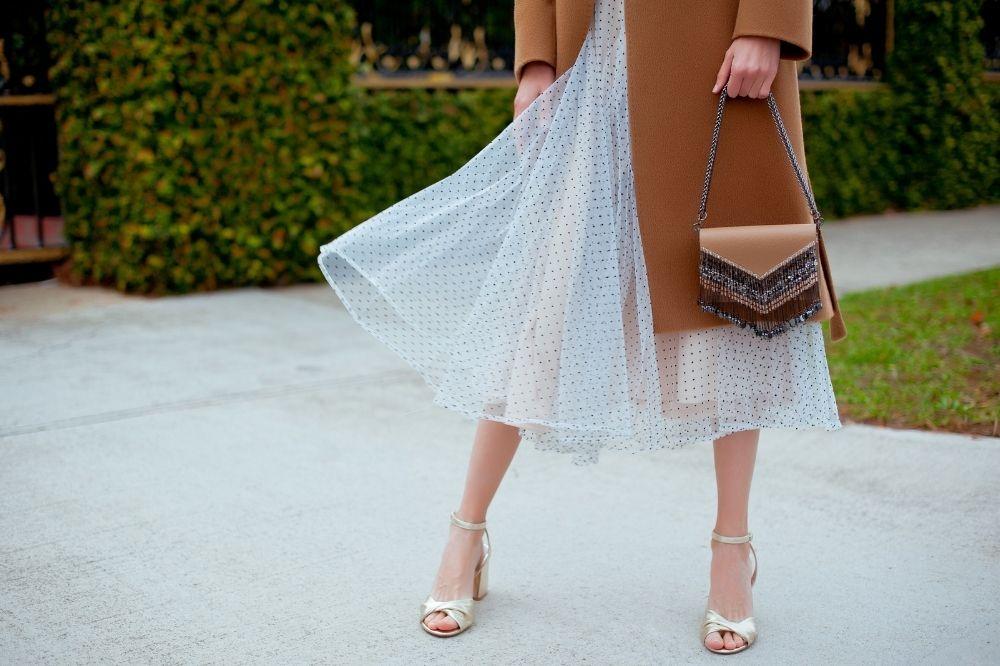 Sukienki tiulowe na poprawiny